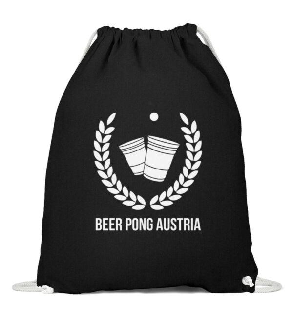 Gymsack Beer Pong Austria - Baumwoll Gymsac-16